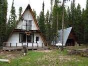 Snowy Range Cabin