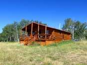 Cabin at Stemp Springs